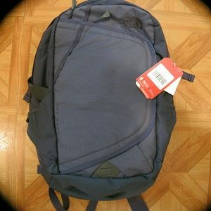Mens North Face backpack navy